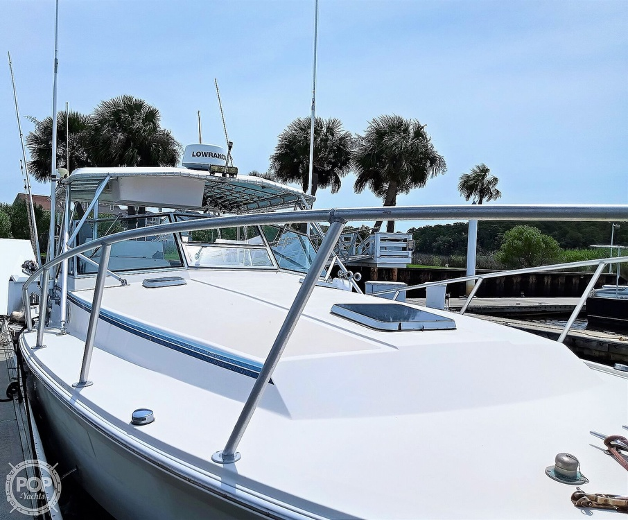 1989 Atlantic boat for sale, model of the boat is 34 Express & Image # 7 of 40