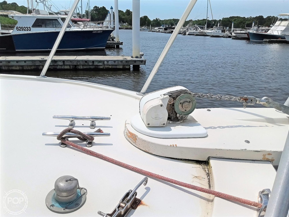 1989 Atlantic boat for sale, model of the boat is 34 Express & Image # 8 of 40