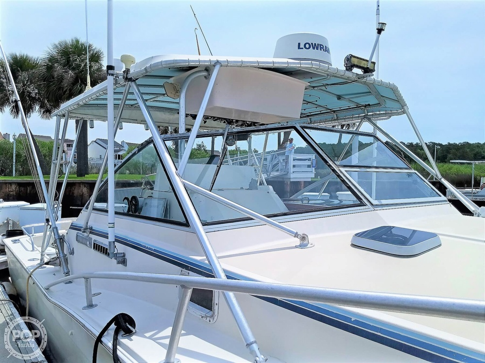 1989 Atlantic boat for sale, model of the boat is 34 Express & Image # 9 of 40