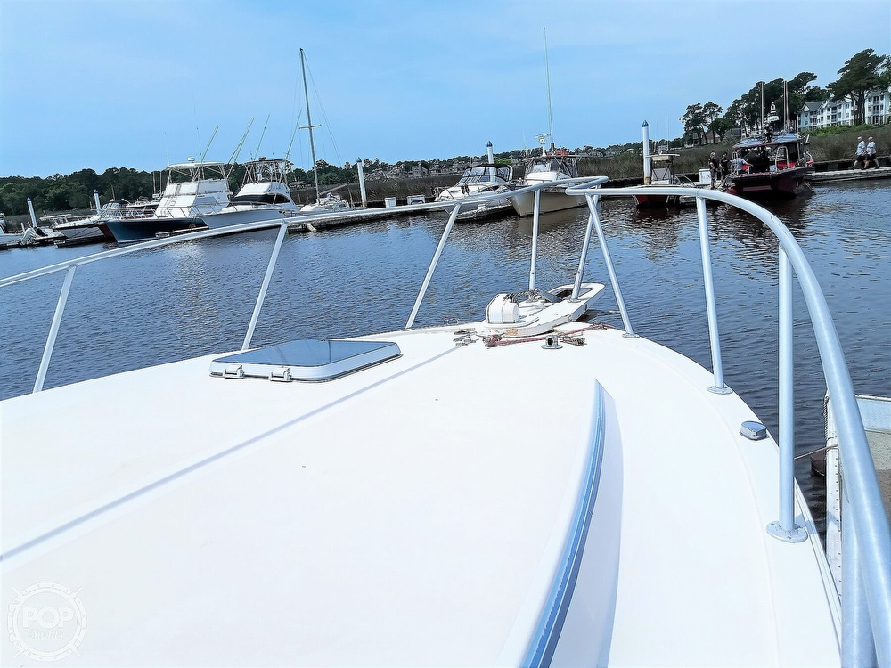 1989 Atlantic boat for sale, model of the boat is 34 Express & Image # 10 of 40