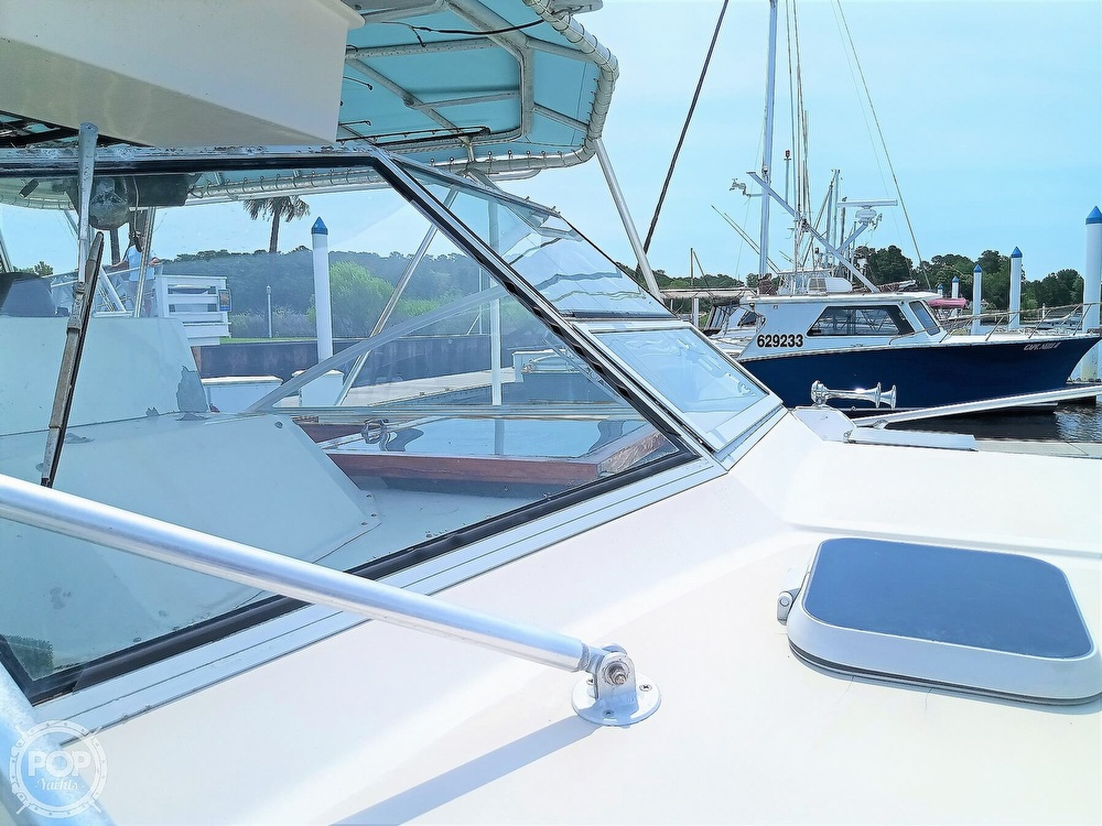 1989 Atlantic boat for sale, model of the boat is 34 Express & Image # 11 of 40