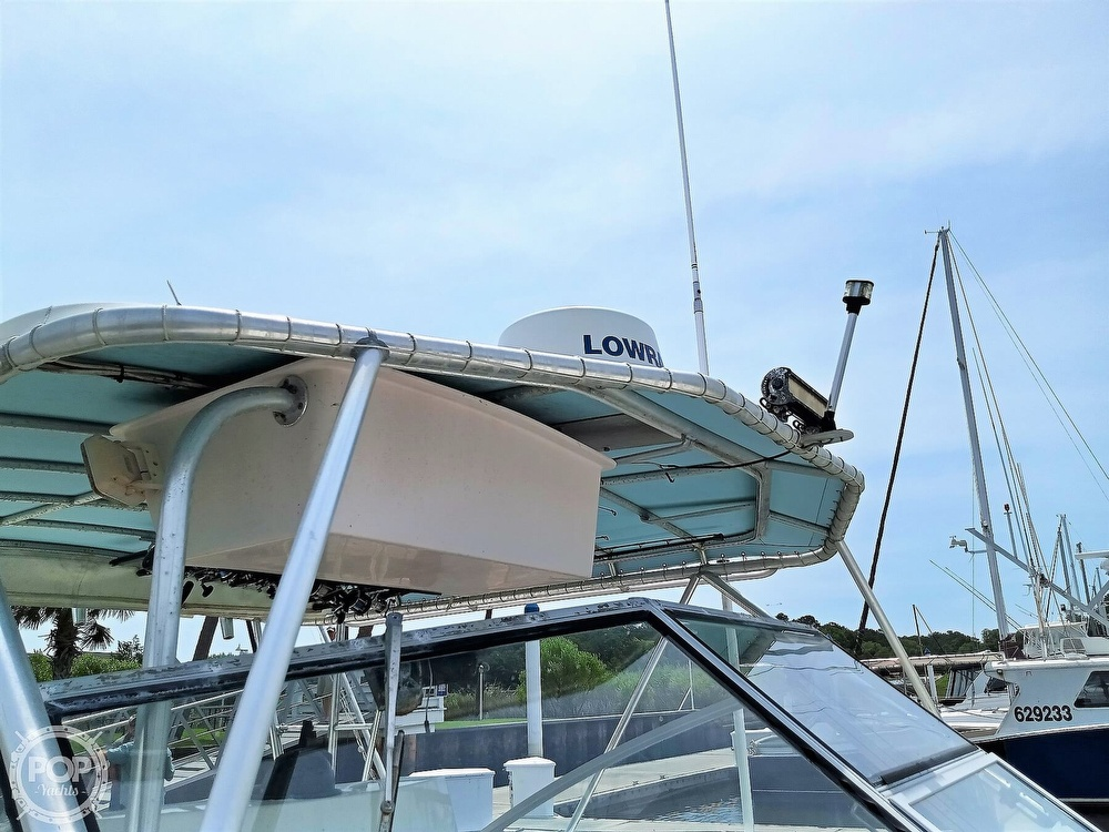 1989 Atlantic boat for sale, model of the boat is 34 Express & Image # 12 of 40