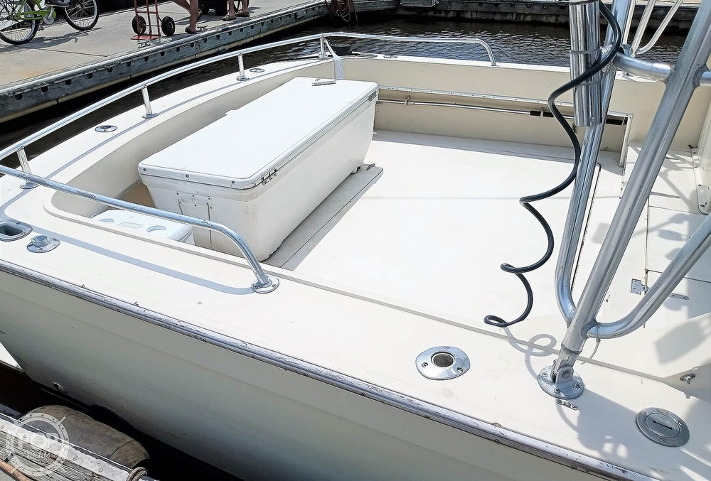 1989 Atlantic boat for sale, model of the boat is 34 Express & Image # 16 of 40