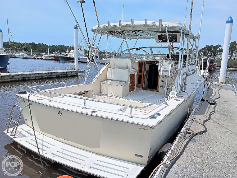 1989 Atlantic boat for sale, model of the boat is 34 Express & Image # 2 of 40