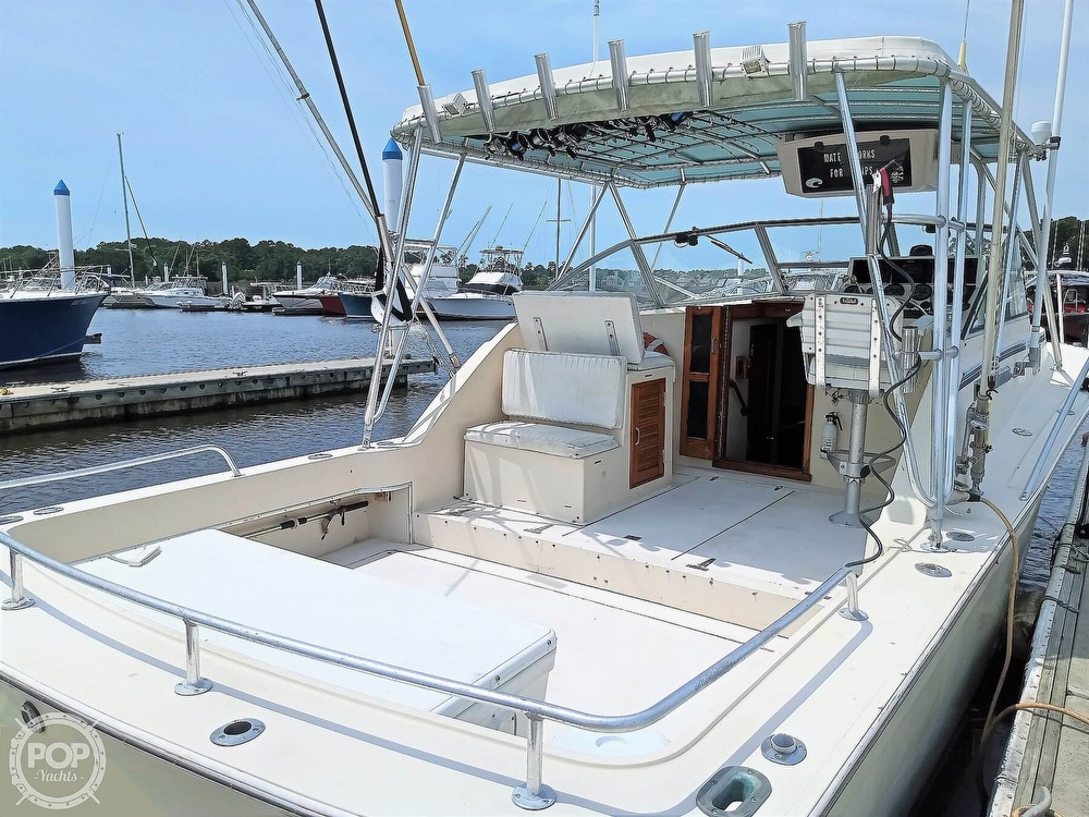 1989 Atlantic boat for sale, model of the boat is 34 Express & Image # 17 of 40