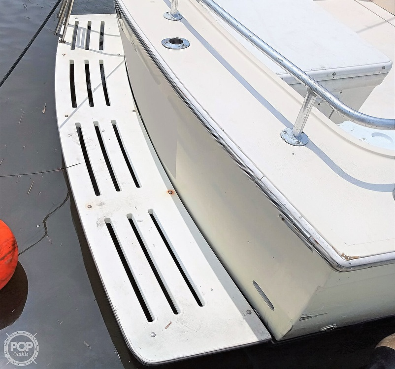 1989 Atlantic boat for sale, model of the boat is 34 Express & Image # 18 of 40
