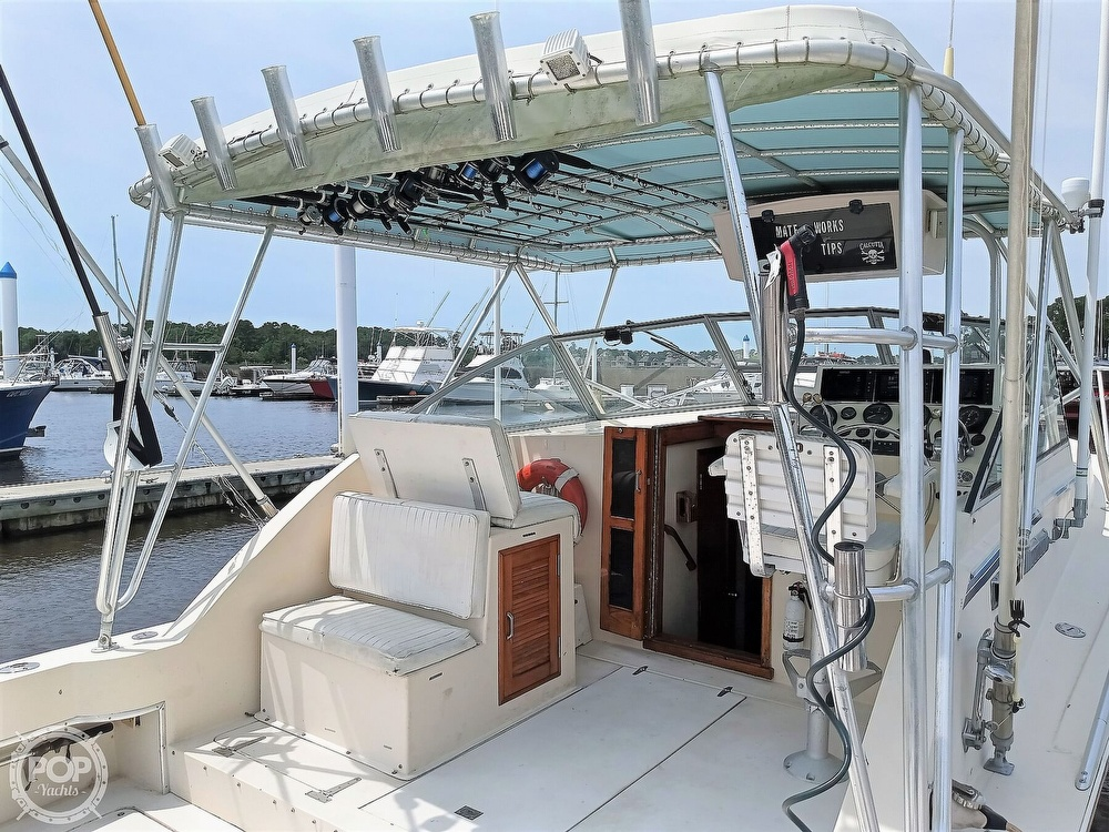 1989 Atlantic boat for sale, model of the boat is 34 Express & Image # 19 of 40
