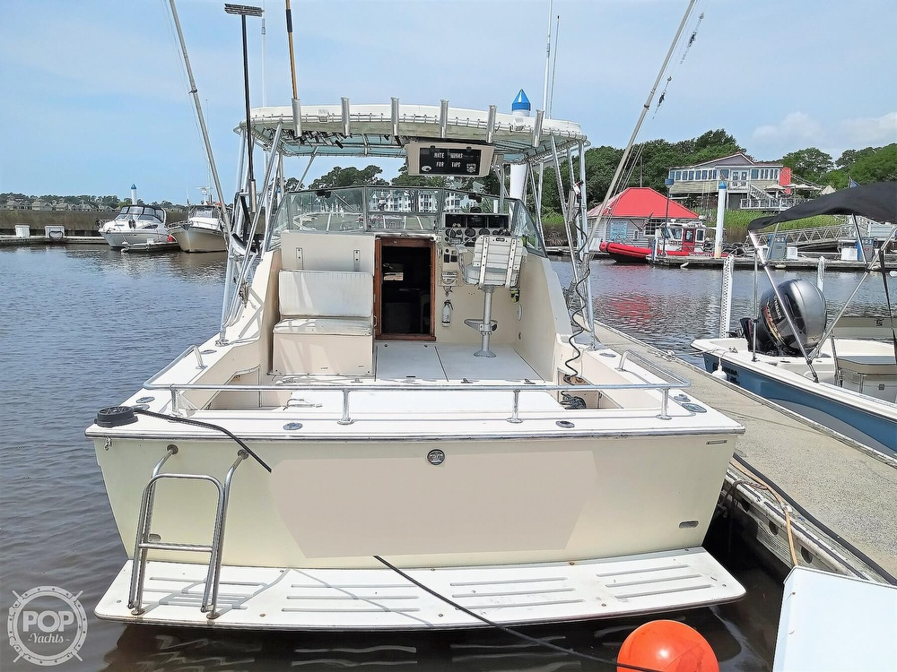 1989 Atlantic boat for sale, model of the boat is 34 Express & Image # 27 of 40