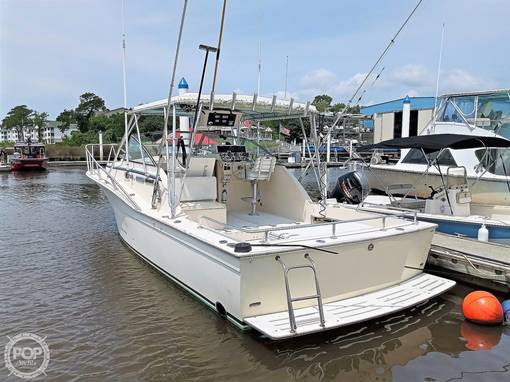 1989 Atlantic boat for sale, model of the boat is 34 Express & Image # 28 of 40