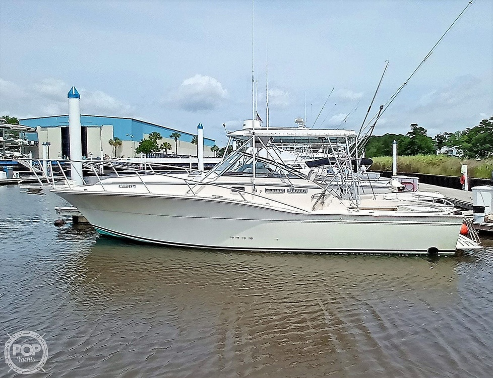 1989 Atlantic boat for sale, model of the boat is 34 Express & Image # 29 of 40