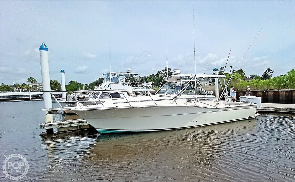 1989 Atlantic boat for sale, model of the boat is 34 Express & Image # 30 of 40
