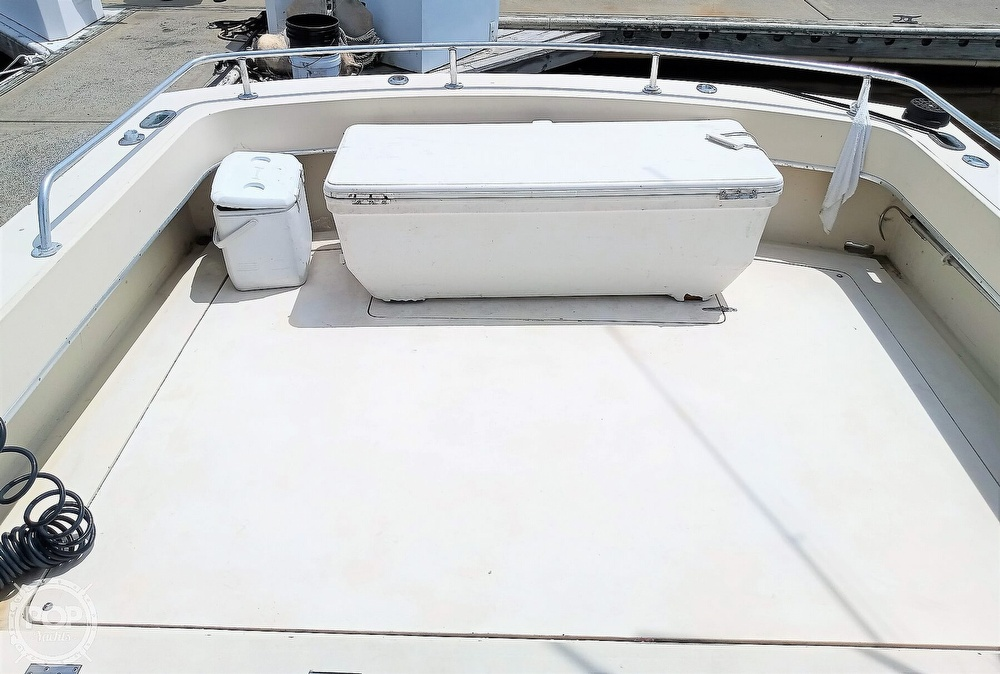 1989 Atlantic boat for sale, model of the boat is 34 Express & Image # 33 of 40