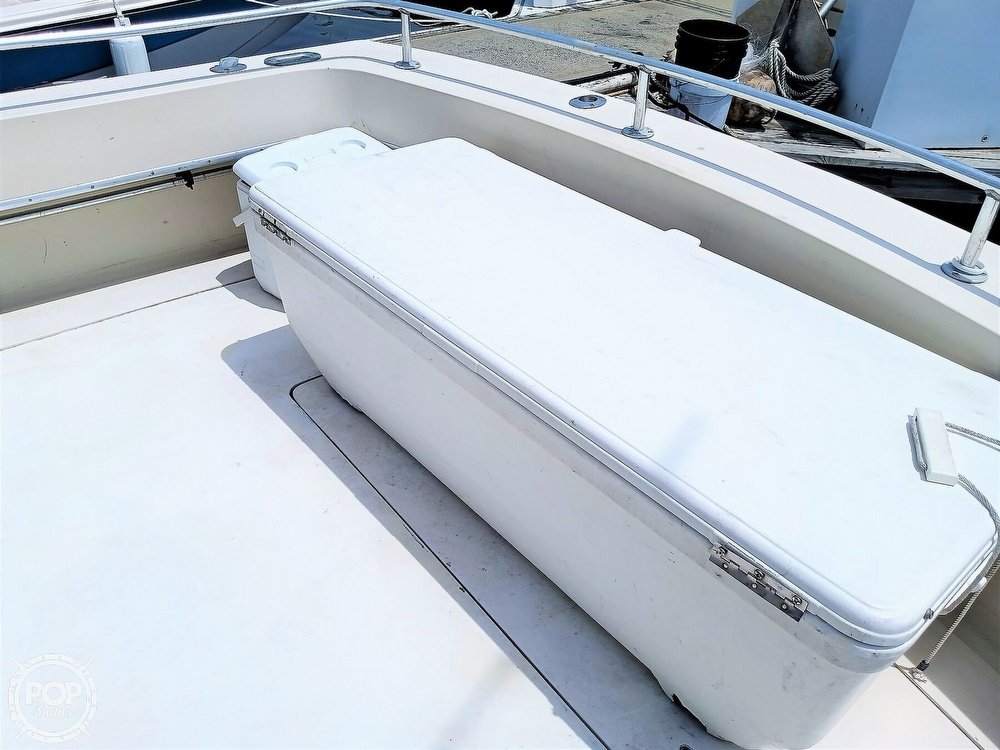1989 Atlantic boat for sale, model of the boat is 34 Express & Image # 35 of 40