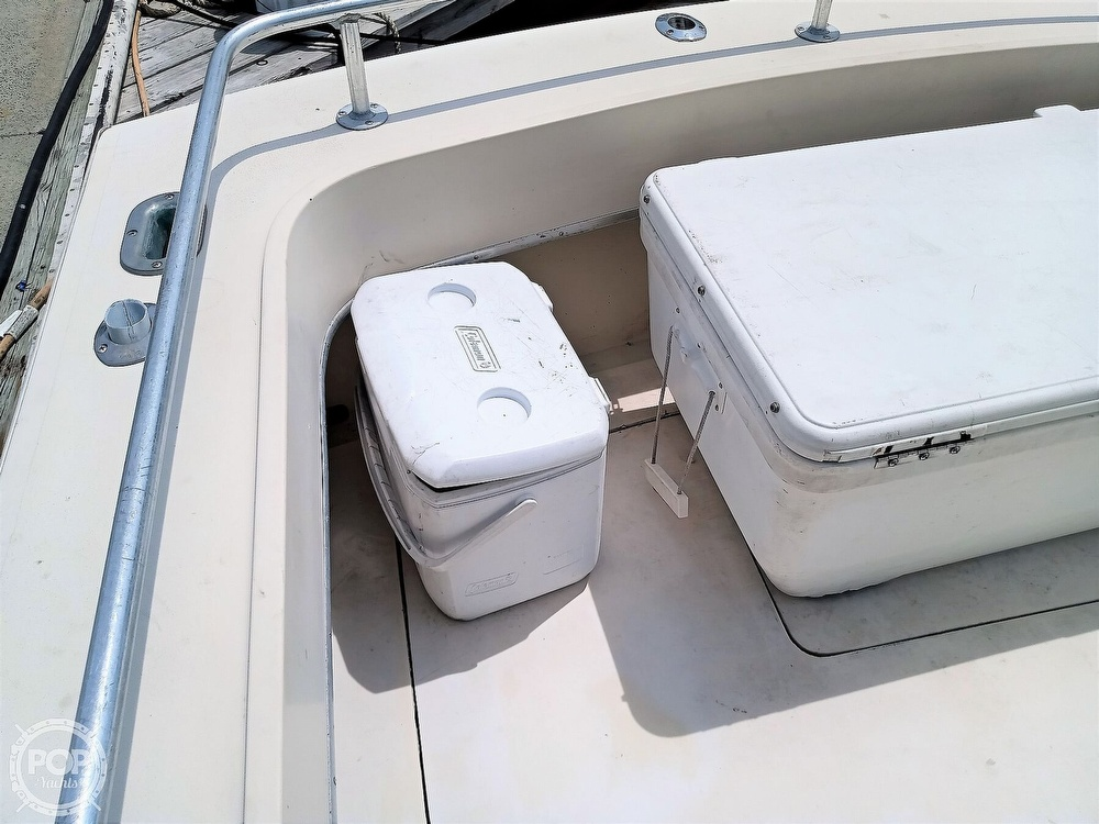 1989 Atlantic boat for sale, model of the boat is 34 Express & Image # 36 of 40
