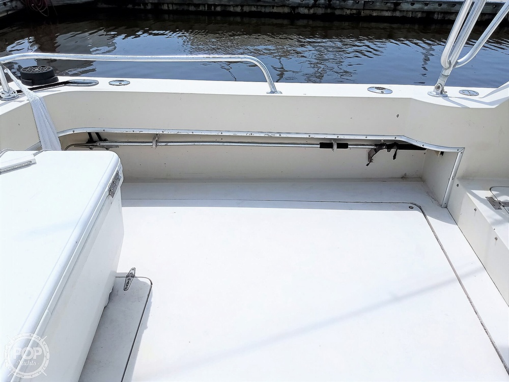 1989 Atlantic boat for sale, model of the boat is 34 Express & Image # 37 of 40