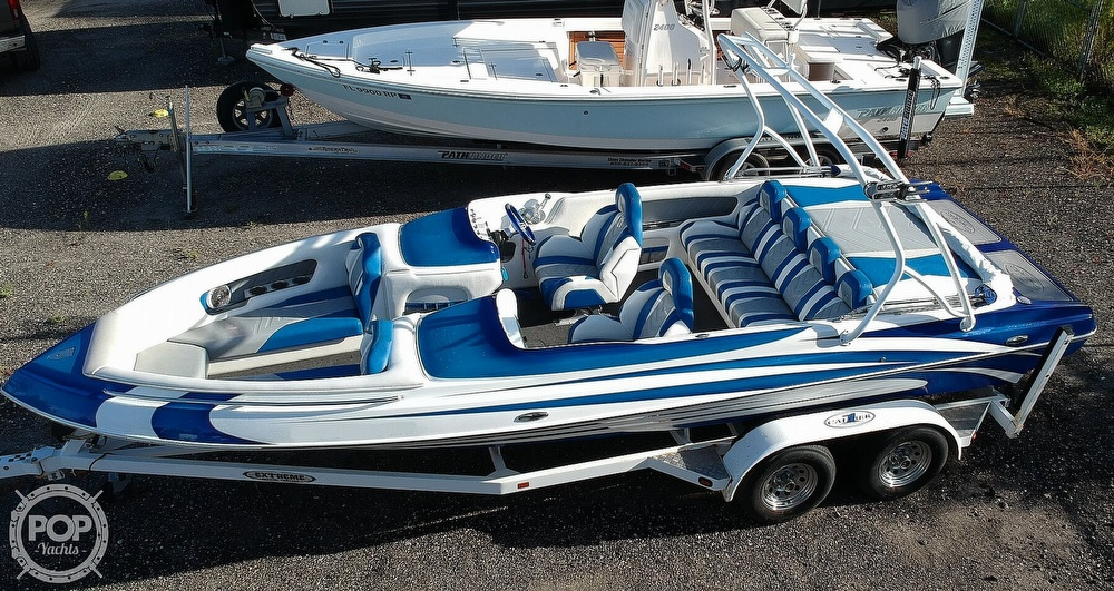 2016 Caliber 1 boat for sale, model of the boat is 230 Velocity & Image # 19 of 40