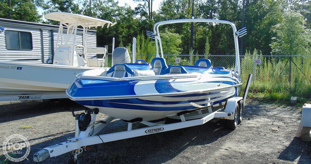 2016 Caliber 1 boat for sale, model of the boat is 230 Velocity & Image # 20 of 40