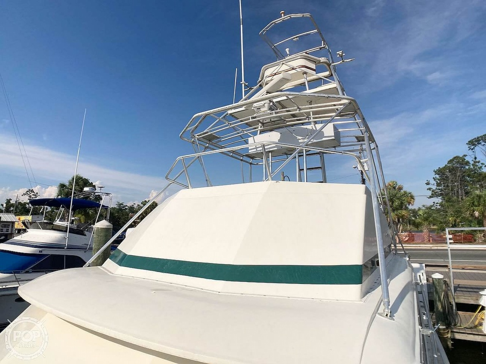 1974 Hatteras boat for sale, model of the boat is 53 Convertible & Image # 7 of 40