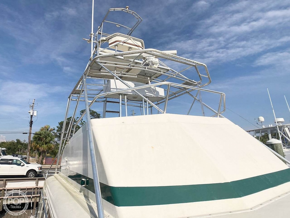 1974 Hatteras boat for sale, model of the boat is 53 Convertible & Image # 9 of 40