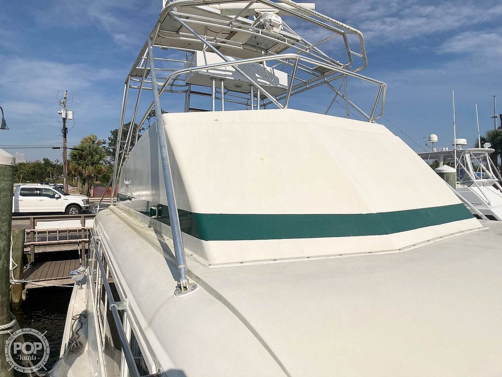 1974 Hatteras boat for sale, model of the boat is 53 Convertible & Image # 8 of 40