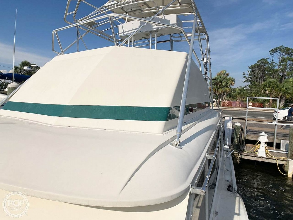 1974 Hatteras boat for sale, model of the boat is 53 Convertible & Image # 10 of 40