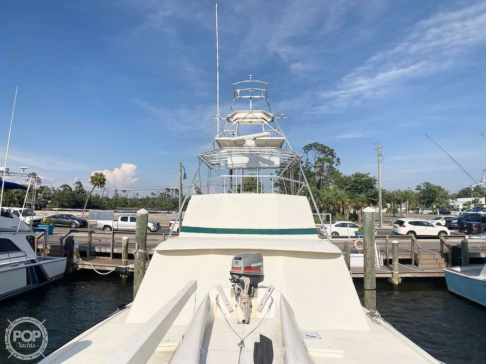 1974 Hatteras boat for sale, model of the boat is 53 Convertible & Image # 11 of 40