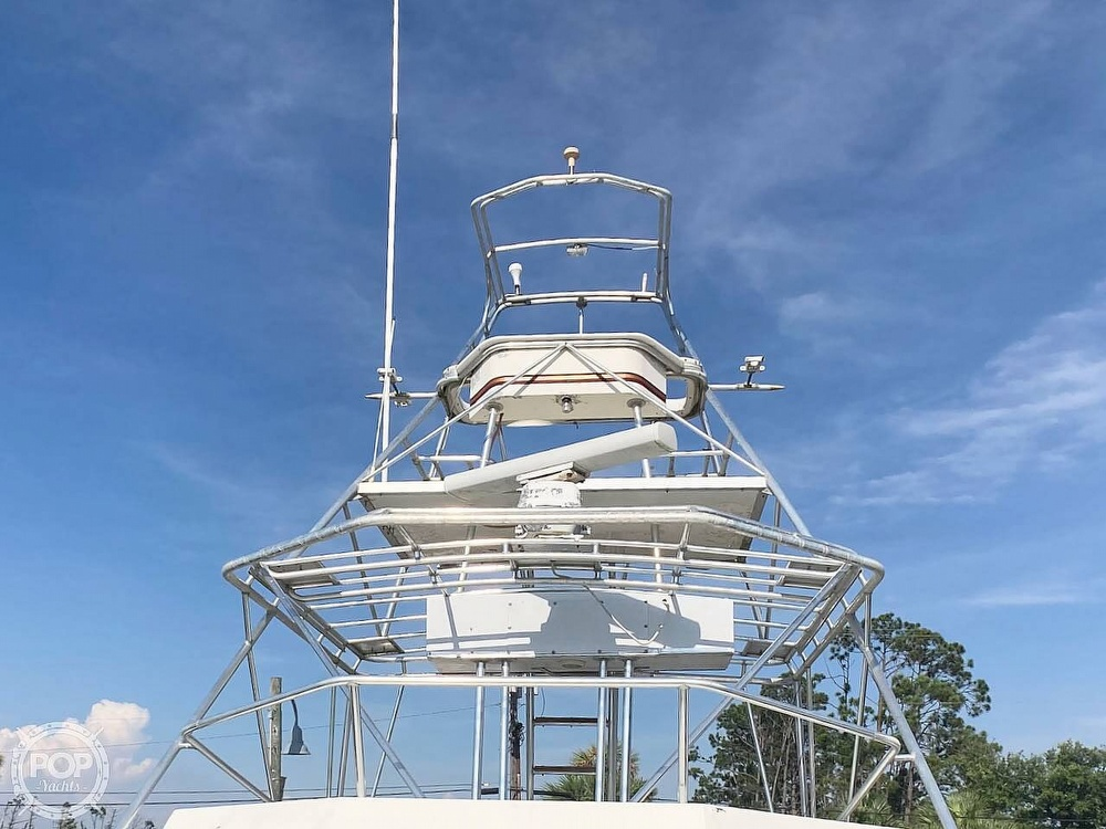 1974 Hatteras boat for sale, model of the boat is 53 Convertible & Image # 12 of 40