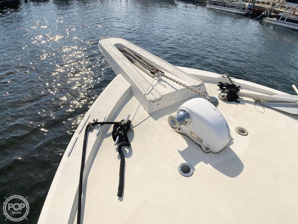 1974 Hatteras boat for sale, model of the boat is 53 Convertible & Image # 18 of 40