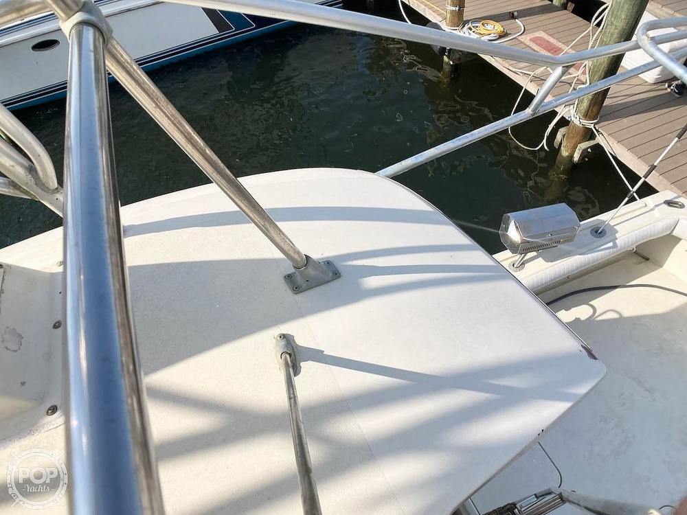 1974 Hatteras boat for sale, model of the boat is 53 Convertible & Image # 29 of 40