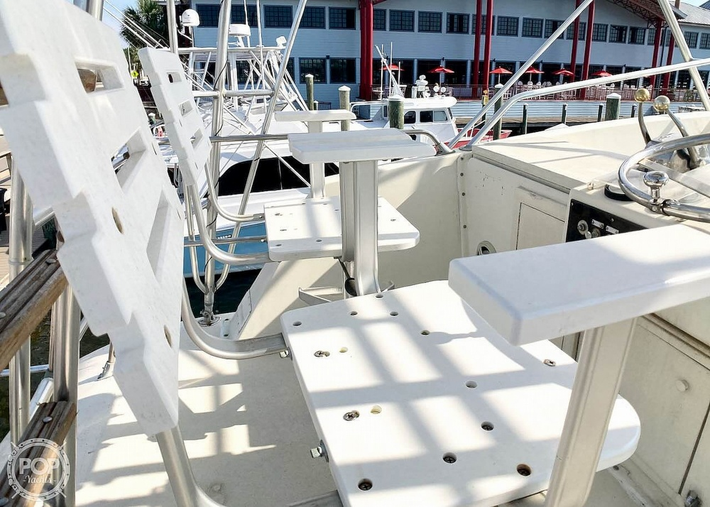 1974 Hatteras boat for sale, model of the boat is 53 Convertible & Image # 27 of 40