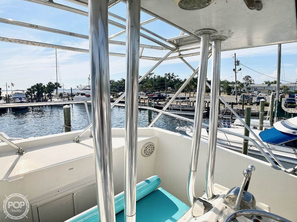 1974 Hatteras boat for sale, model of the boat is 53 Convertible & Image # 25 of 40