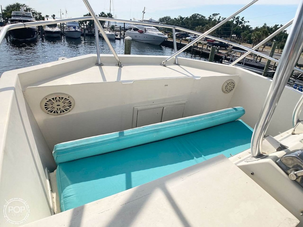 1974 Hatteras boat for sale, model of the boat is 53 Convertible & Image # 24 of 40
