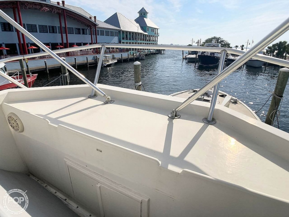 1974 Hatteras boat for sale, model of the boat is 53 Convertible & Image # 31 of 40