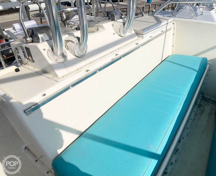 1974 Hatteras boat for sale, model of the boat is 53 Convertible & Image # 23 of 40