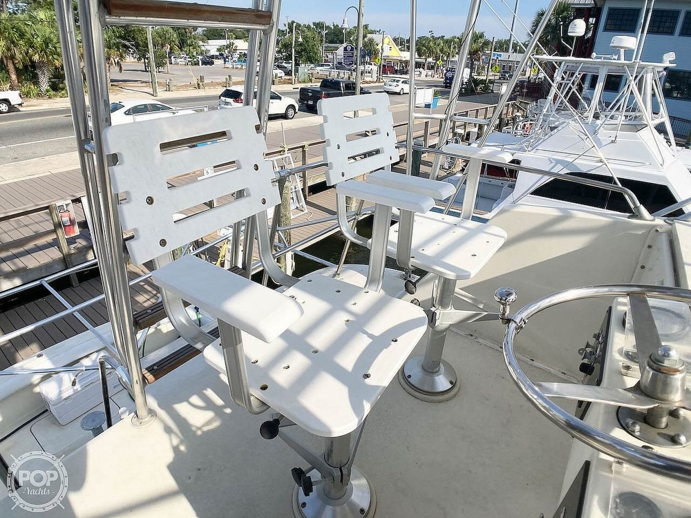 1974 Hatteras boat for sale, model of the boat is 53 Convertible & Image # 26 of 40