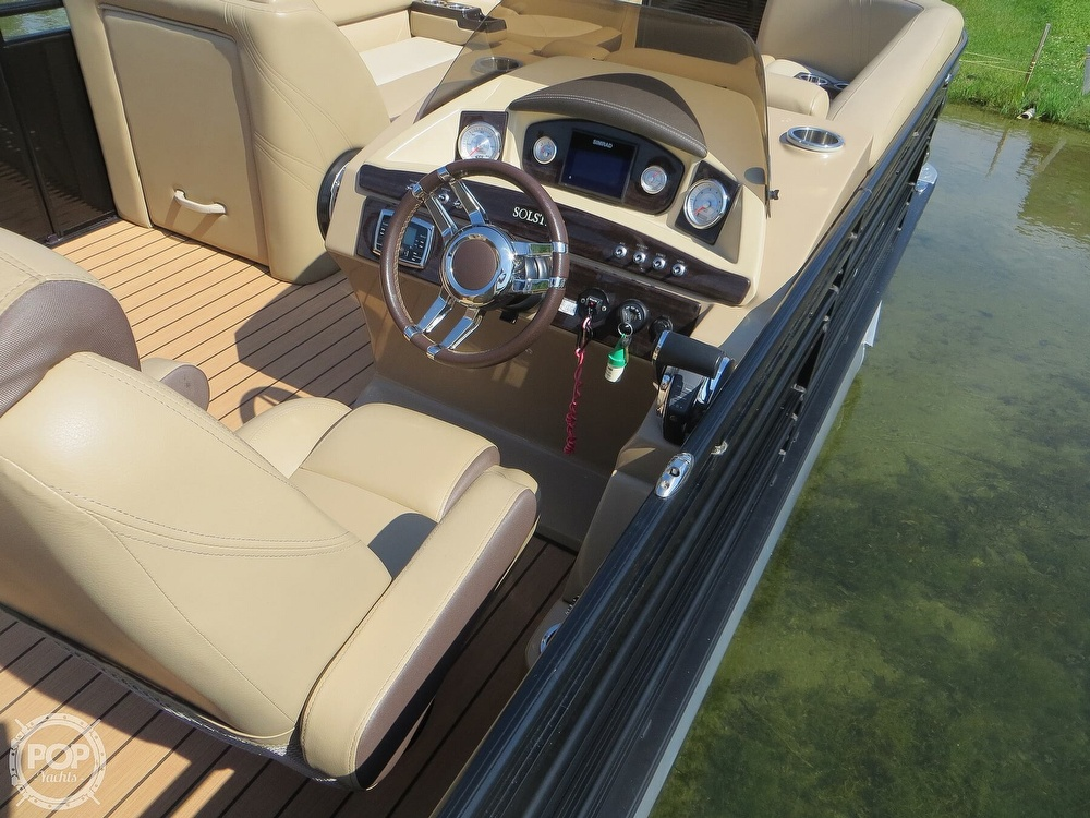 2018 Harris boat for sale, model of the boat is Solstice 240 & Image # 28 of 40