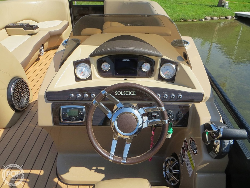 2018 Harris boat for sale, model of the boat is Solstice 240 & Image # 29 of 40