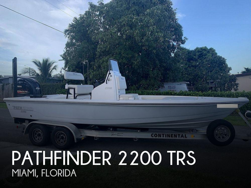 2019 PATHFINDER 2200 TRS for sale