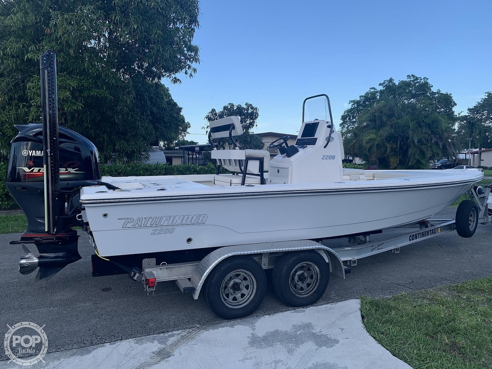 2019 Pathfinder boat for sale, model of the boat is 2200 TRS & Image # 3 of 40