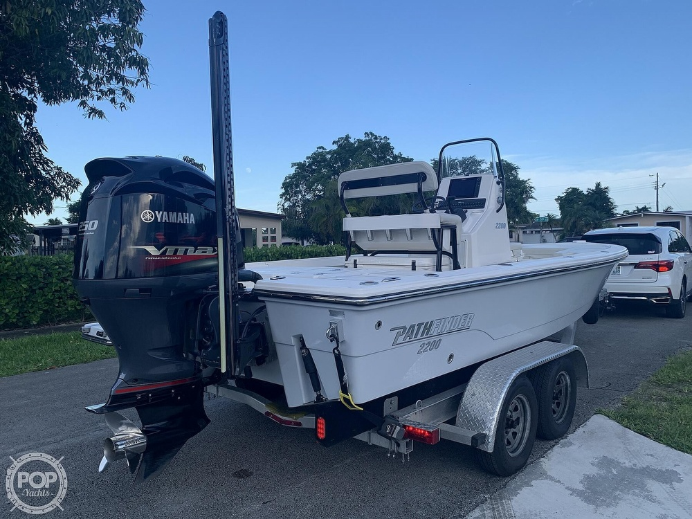 2019 Pathfinder boat for sale, model of the boat is 2200 TRS & Image # 4 of 40