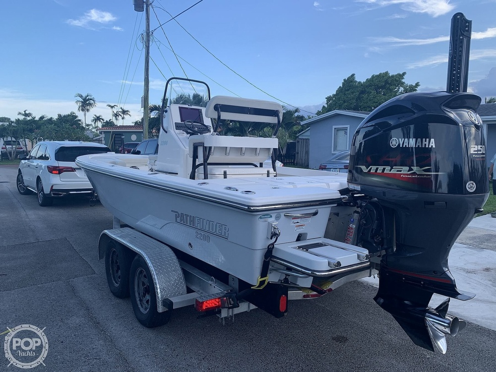 2019 Pathfinder boat for sale, model of the boat is 2200 TRS & Image # 6 of 40