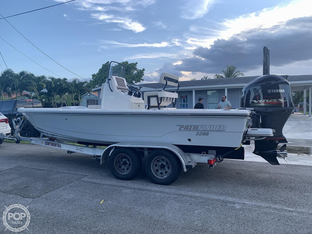 2019 Pathfinder boat for sale, model of the boat is 2200 TRS & Image # 7 of 40