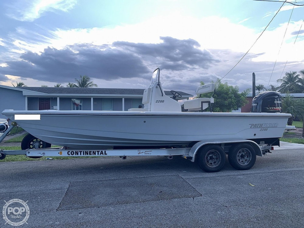 2019 Pathfinder boat for sale, model of the boat is 2200 TRS & Image # 8 of 40