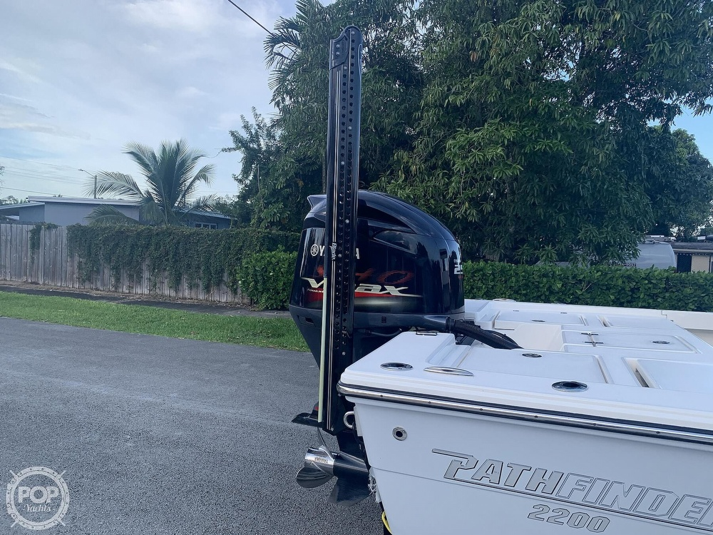 2019 Pathfinder boat for sale, model of the boat is 2200 TRS & Image # 13 of 40