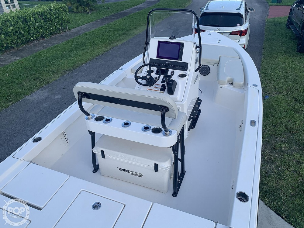 2019 Pathfinder boat for sale, model of the boat is 2200 TRS & Image # 24 of 40