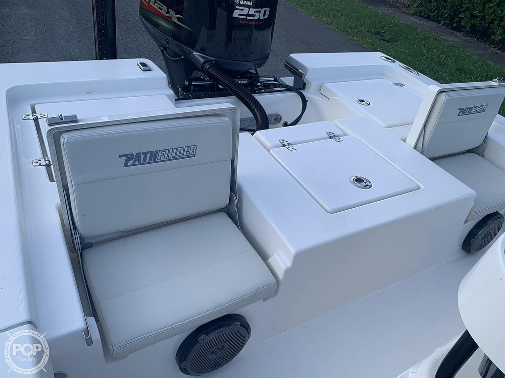 2019 Pathfinder boat for sale, model of the boat is 2200 TRS & Image # 29 of 40