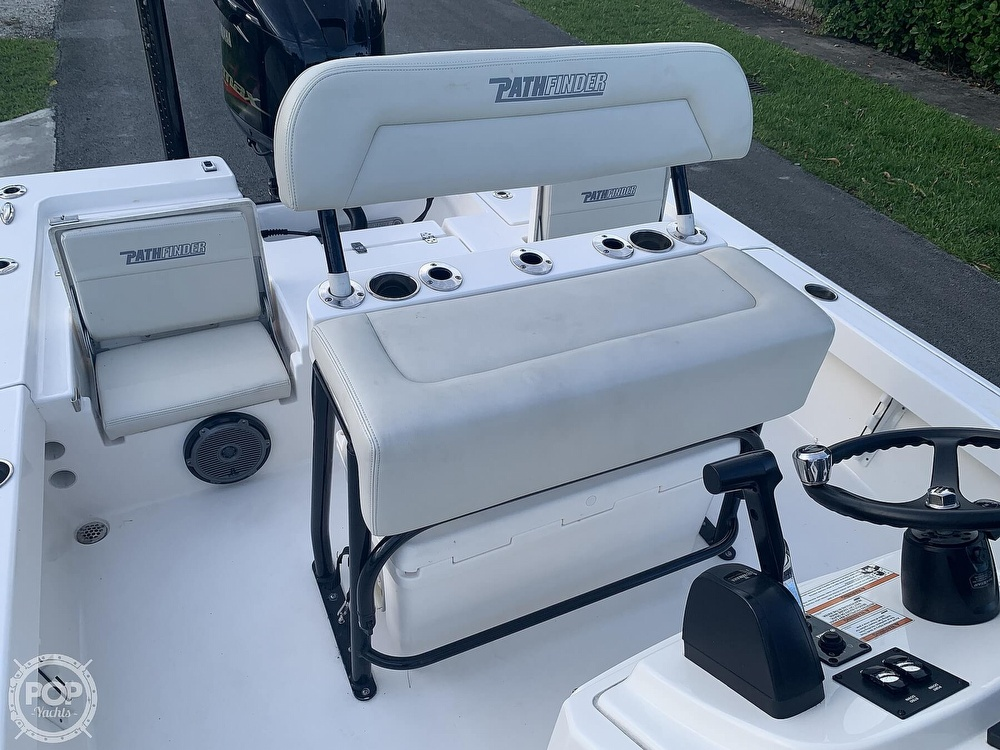 2019 Pathfinder boat for sale, model of the boat is 2200 TRS & Image # 40 of 40
