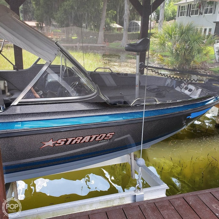 2014 Stratos boat for sale, model of the boat is 486FS & Image # 5 of 41