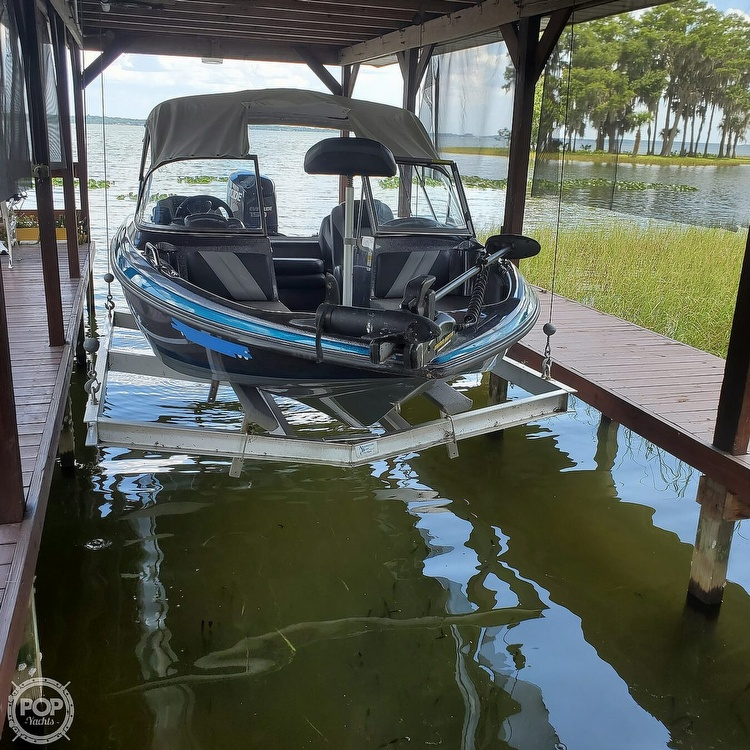 2014 Stratos boat for sale, model of the boat is 486FS & Image # 9 of 41
