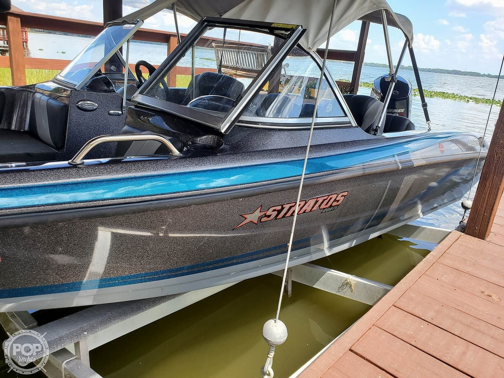 2014 Stratos boat for sale, model of the boat is 486FS & Image # 4 of 41